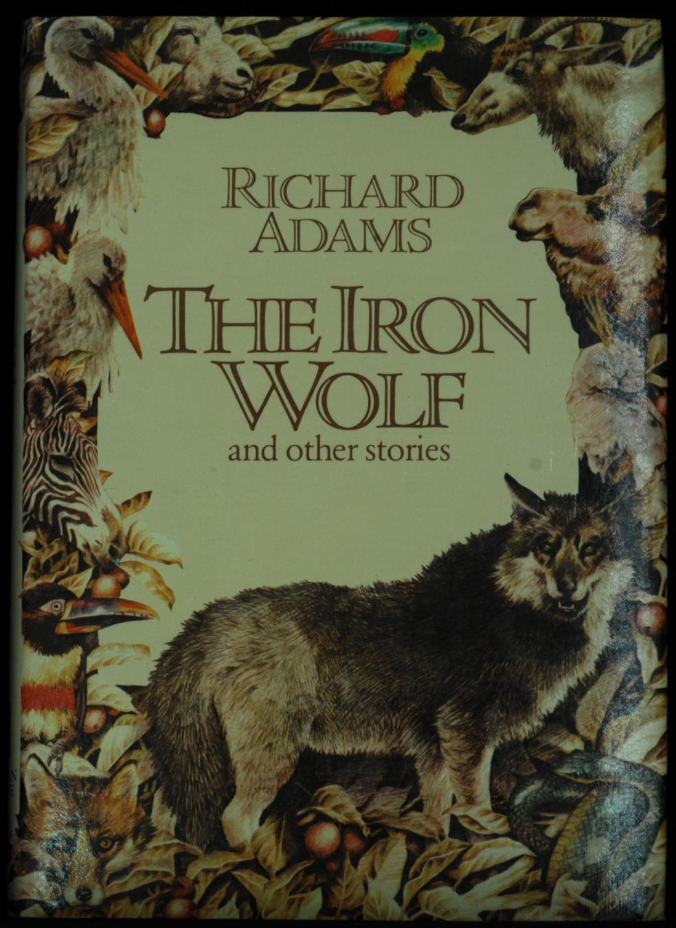 The_Iron_Wolf_And_Other_Stories_Adams_Richard_[Very_Good]_[Hardcover]