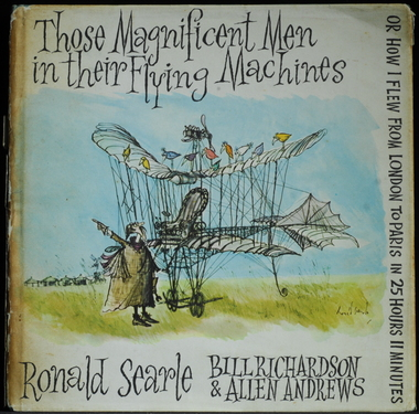 Those_Magnificent_Men_In_Their_Flying_Machines._Or_How_I_Flew_From_London_To_Paris_In_25_Hours_11_Minutes_Richardson_Bill;_Andrews_Allen_[Fine]_[Hard