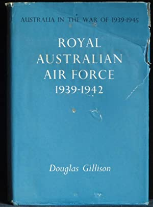 Royal Australian Air Force 1939-1942: Gillison Douglas