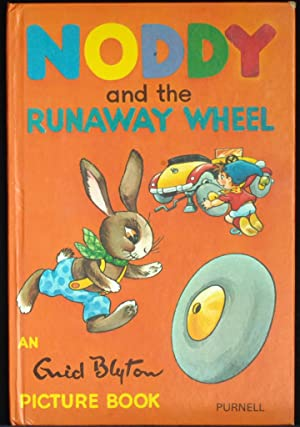 Noddy And The Runaway Wheel