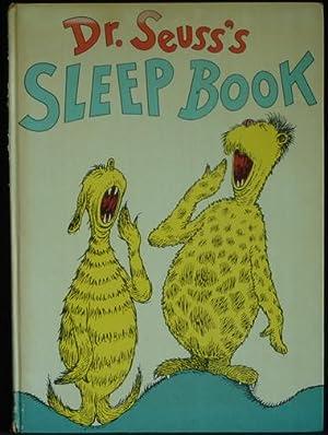 Dr Seuss's Sleep Book: Dr Seuss