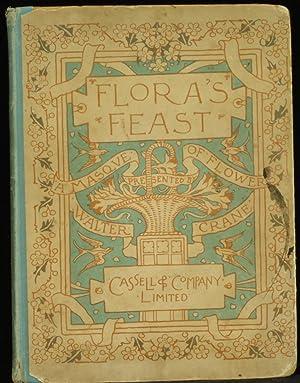 Flora's Feast. A Masque of Flowers: Crane Walter