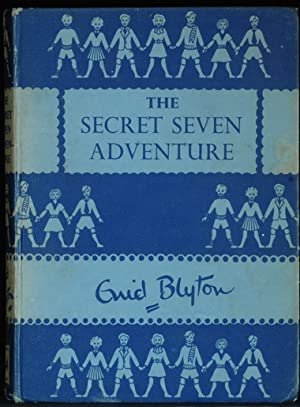 Secret Seven Adventure: Blyton Enid