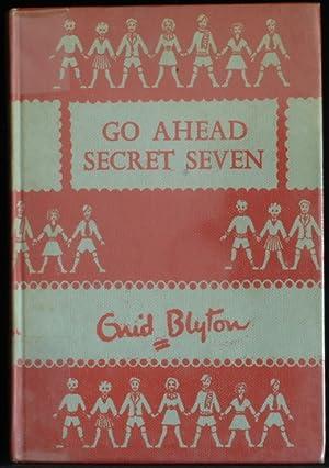 Go Ahead Secret Seven: Blyton Enid