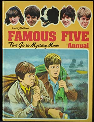 Famous Five Annual. Five Go To Mystery Moor