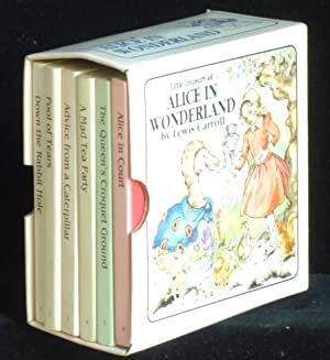 Little Treasury Of Alice In Wonderland