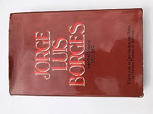 Selected Poems 1923-1967: BORGES, Jorge Luis