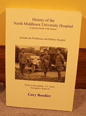 History of North Middlesex University Hospital: Gary Boudier