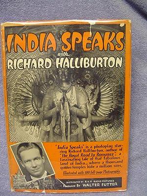 India Speaks with Richard Halliburton: Richard Halliburton &