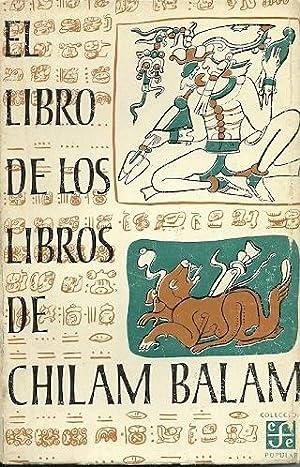 el libro de los libros de chilam balam - Iberlibro 42d16b4c68b