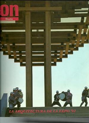 Revista ON DISEÑO. LA ARQUITECTURA DE LA EXPO 92.: AA.VV.with integral traslation into ...