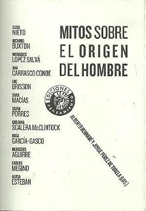MITOS SOBRE EL ORIGEN DEL HOMBRE.: AA.VV. Editores: Alberto Bernabé y Jorge Pérez de Tudela