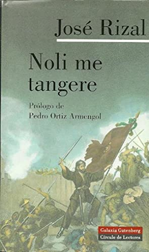 reflection paper on noli me tangere Noli me tangere spain, to rizal, was a venue for realizing his dreams he finished his studies in madrid and this to him was the realization of the bigger part of his ambition.