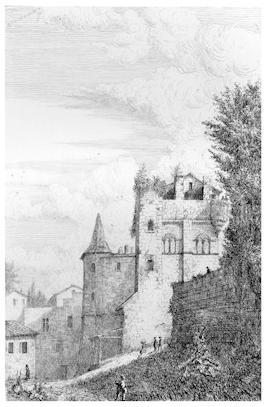 La Commanderie des Templiers à St. Emilion: MARQUESSAC (Baron Henri de).