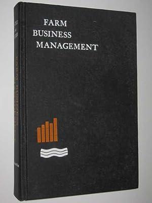 Farm Business Management : The Decision-Making Process: Castle, Emery N.