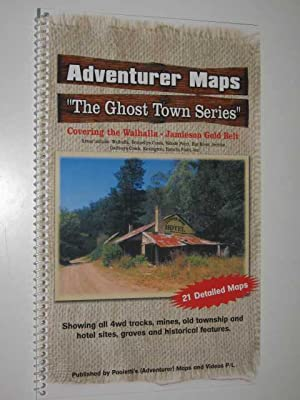 Adventurer Maps : The Ghost Town Series