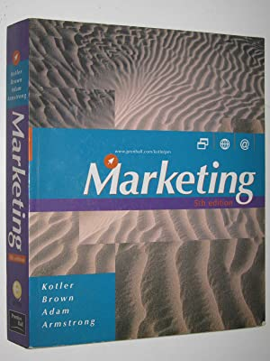Marketing: Kotler, Phillip &