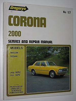 corona abebooks rh abebooks com 1980 Toyota Corona 1973 Toyota Corona