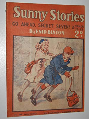 Sunny Stories No. 544 New Series : Blyton, Enid