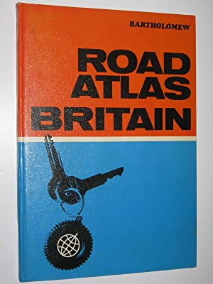 Road Atlas Britain