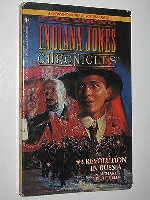 Revolution in Russia - Young Indiana Jones: Brightfield, Richard