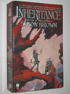 Inheritance - Keys of Power #1: Brown, Simon