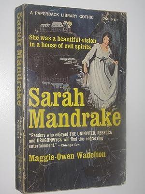 Sarah Mandrake: Wadelton, Maggie Owen