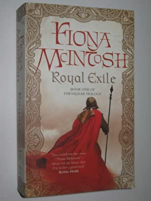 Royal Exile: Book One of the Valisar Trilogy