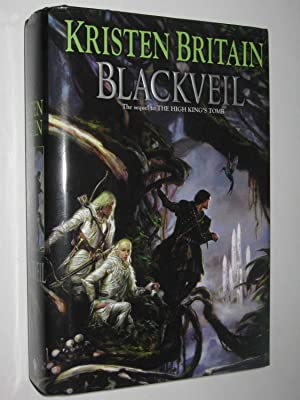 Blackveil - Green Rider Series #4: Britain, Kristen