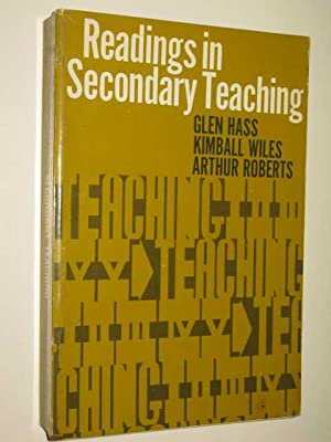 Readings in Secondary Teaching