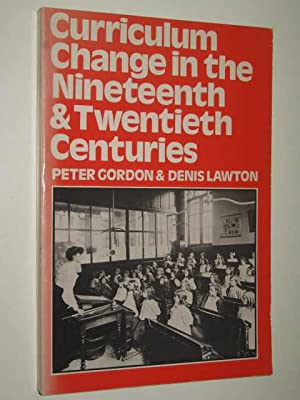 Curriculum Change in the Nineteenth and Twentieth Centuries