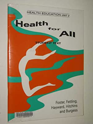 Health Education Unit 2 : Health for All