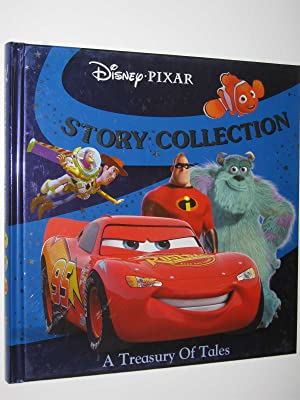 Disney Pixar Story Collection - A Treasury of Tales series: Author Not Stated