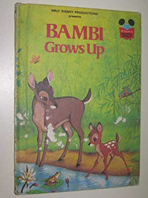 Walt Disney's Bambi Grows Up: Author Not Stated