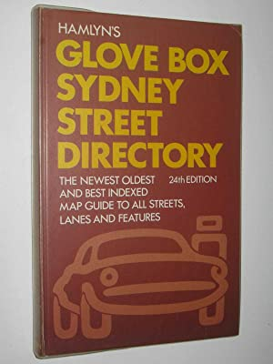 Hamlyn's Glove Box Sydney Street Directory : 24th Edition