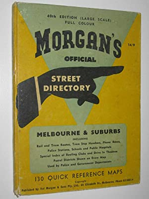 Morgan's Official Street Directory