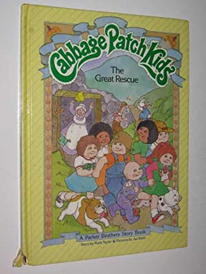 Cabbage Patch Kids : The Great Rescue: Taylor, Mark