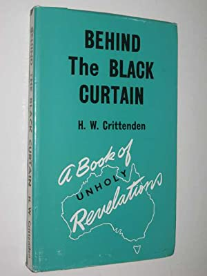 Behind the Black Curtain by Crittenden H W - AbeBooks