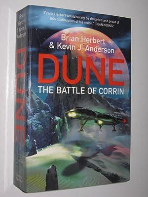 DUNE: The Battle of Corrin: Herbert, Brian &