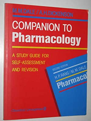 Companion to Pharmacology : A Study Guide for Self-Assessment and Revision