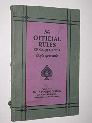 The Official Rules Of Card Games : Work, Edited by