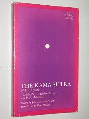 The Kama Sutra Of Vatsyayana: Burton, Sir Richard