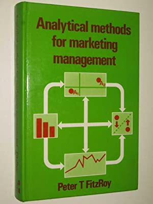 Analytical Methods For Marketing Management