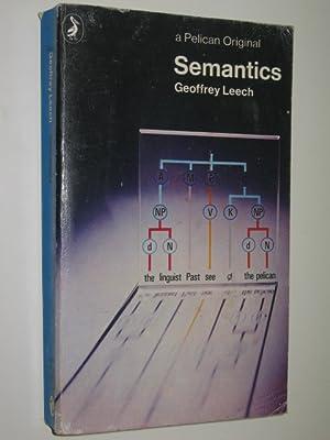 Semantics: Leech, Geoffrey
