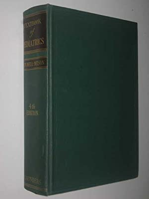 Mitchell-Nelson Textbook of Pediatrics: Nelson, Waldo E.