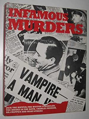 Infamous Murders: Author Not Stated
