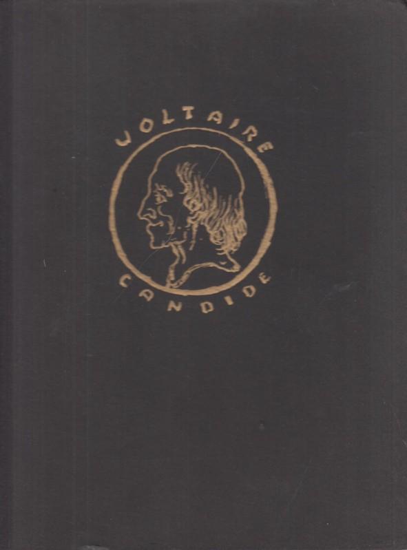 Candide - Eine Erzählung. Mit achtundzwanzig Federzeichnungen: Kubin.- Voltaire, [Francois