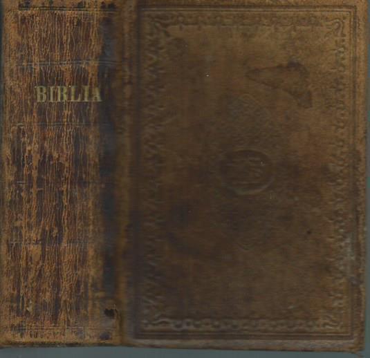 Biblia eller den Heliga Skrift, innehällande Gamla: Biblia. -