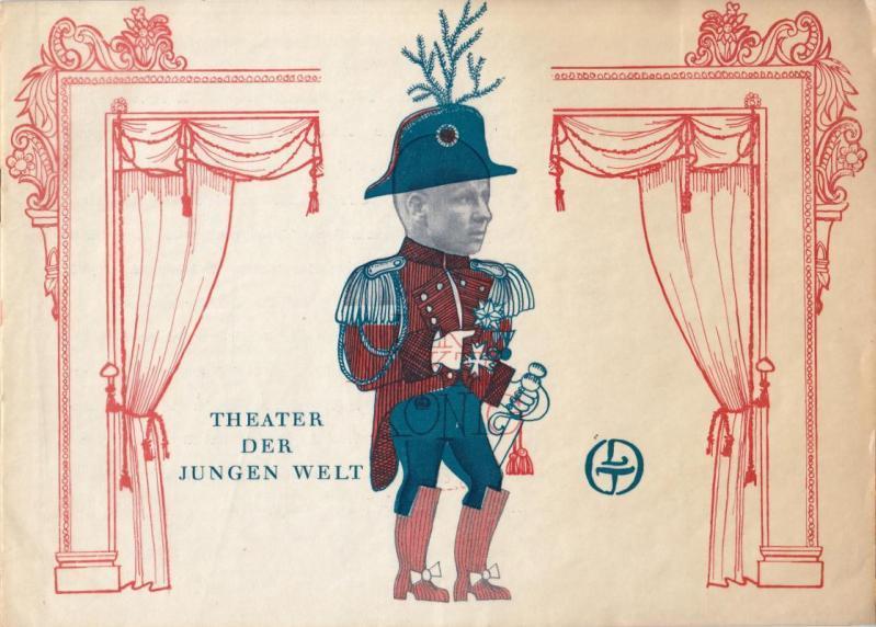 Der nackte König. Spielzeit 1969 / 1970.: Theater der Jungen