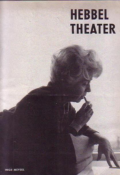Die Frau im Morgenrock. Spielzeit 1963 /: Berlin Hebbel -